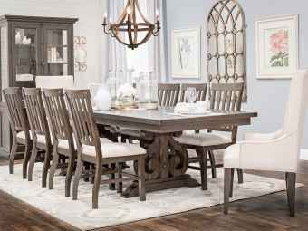 Modern Rectangle Dining Room - How To Design a Dining Room by Home Zone Furniture
