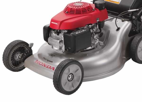 Honda Lawn Mower Parts Diagram