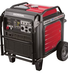 a honda generator can keep power going when a storm cuts your home s connection to the grid so you can keep televisions radios and phones on to monitor  [ 1500 x 1500 Pixel ]