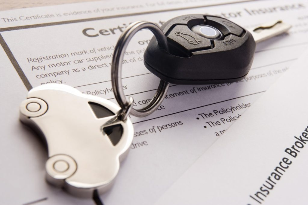 Locking in insurance coverage