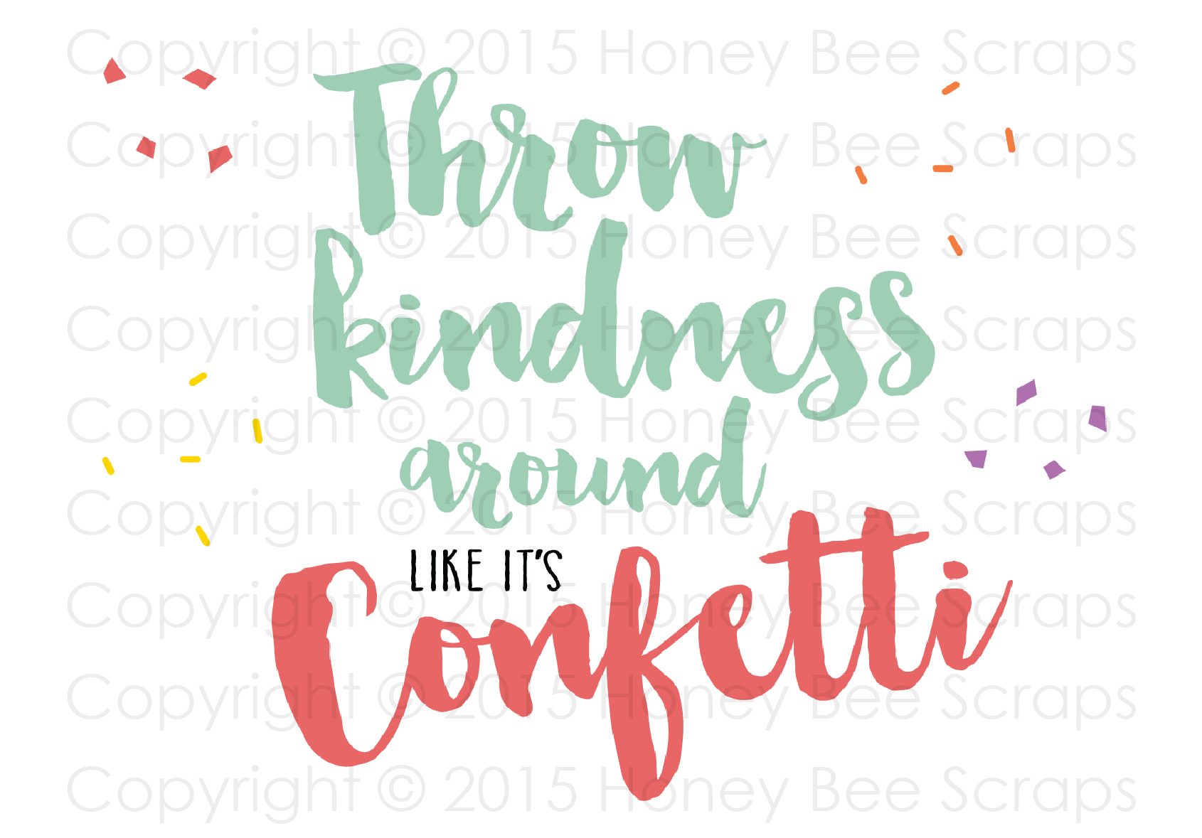 Freebie Friday – Kindness
