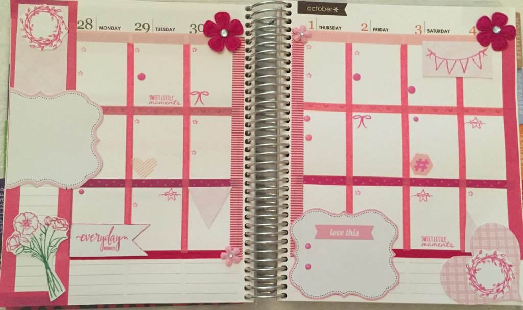 Sunday Funday – Planner Pretties!