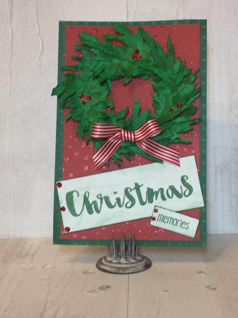 Sunday Stamping – Christmas Memories