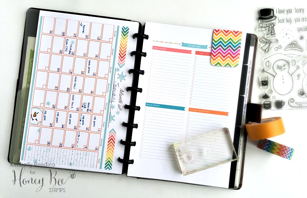 New Year, New Planner!