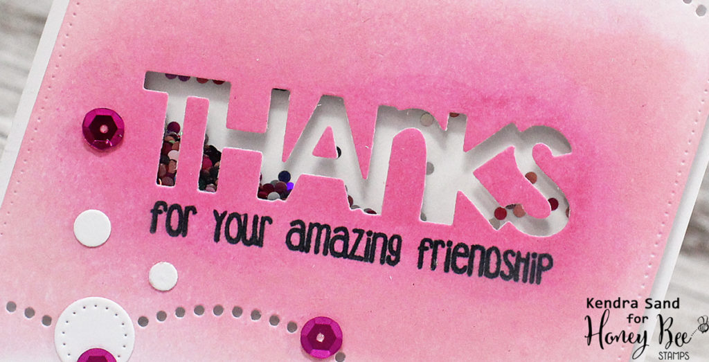 Thanks for your Friendship