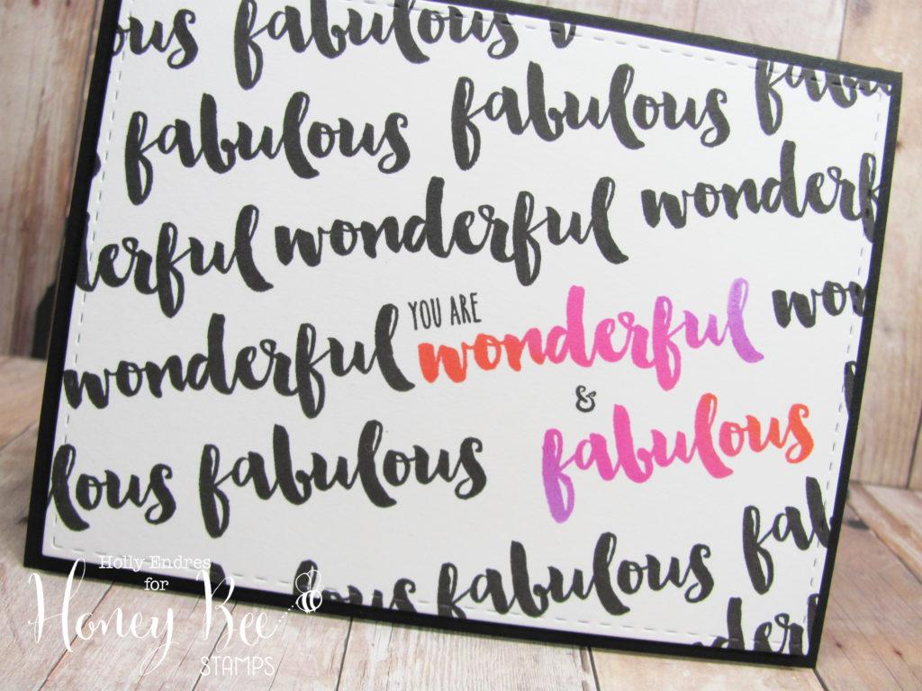 Wonderful & Fab!!
