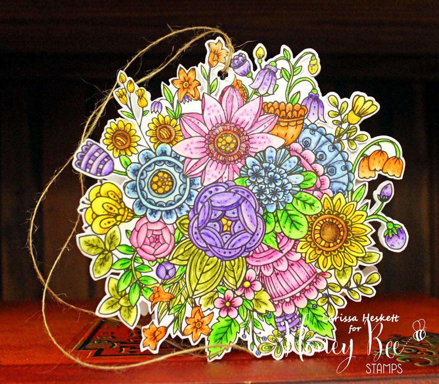 Zen Bouquet Gift Tag!!