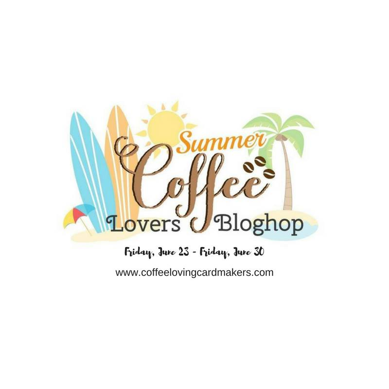 Summer Coffee Lovers Blog Hop!