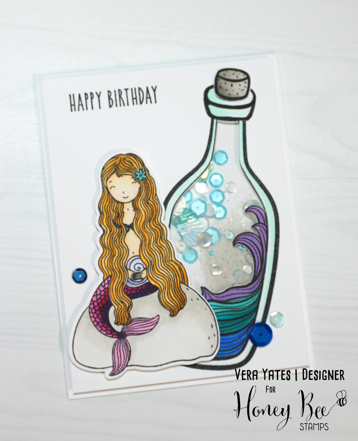 Birthday Wishes In A Bottle
