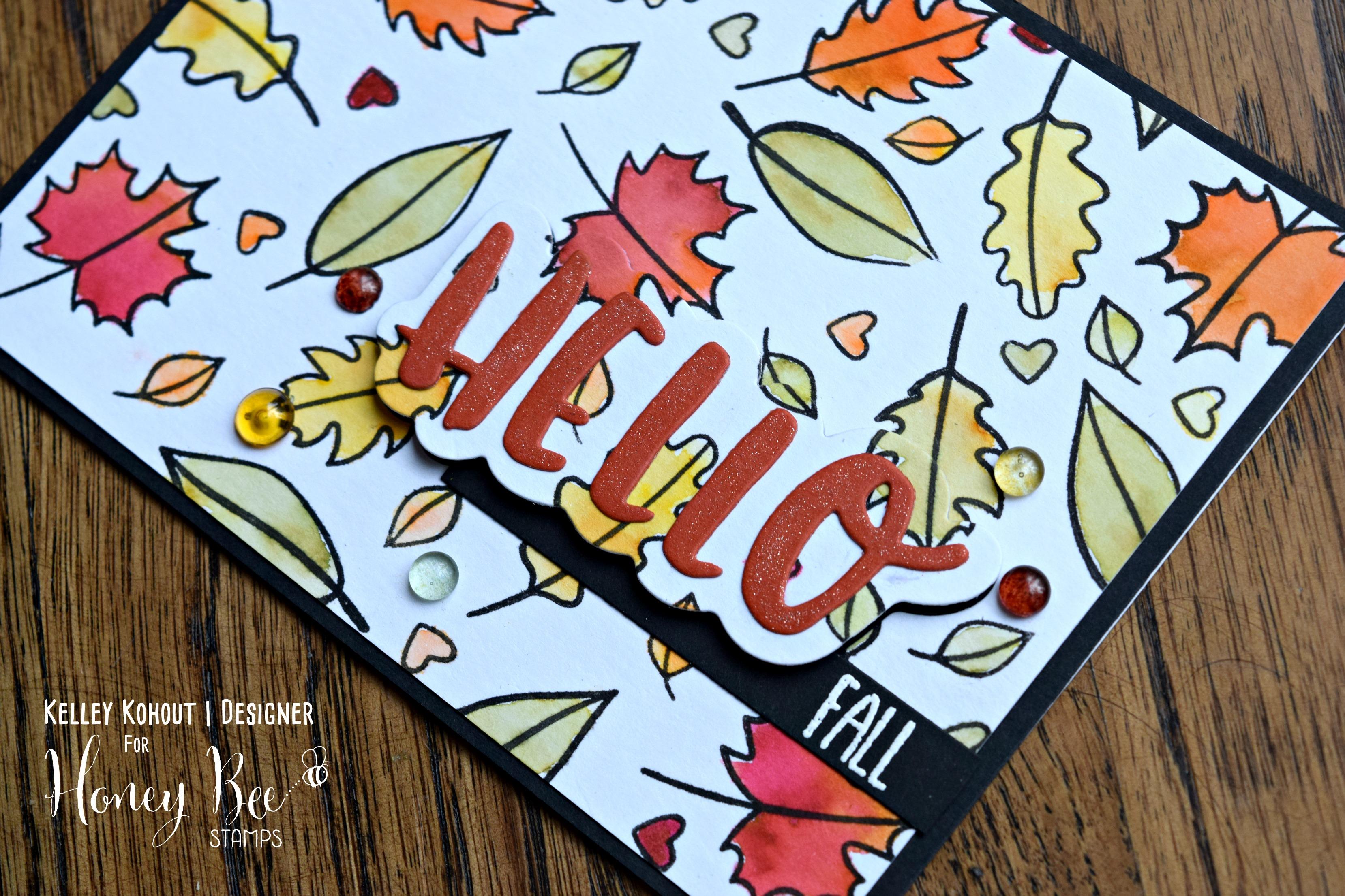Hello Fall!