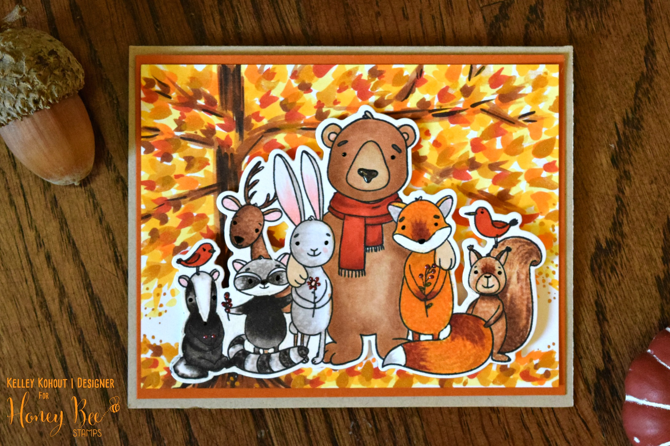 Fall Release: Gather Together & Forest Friends