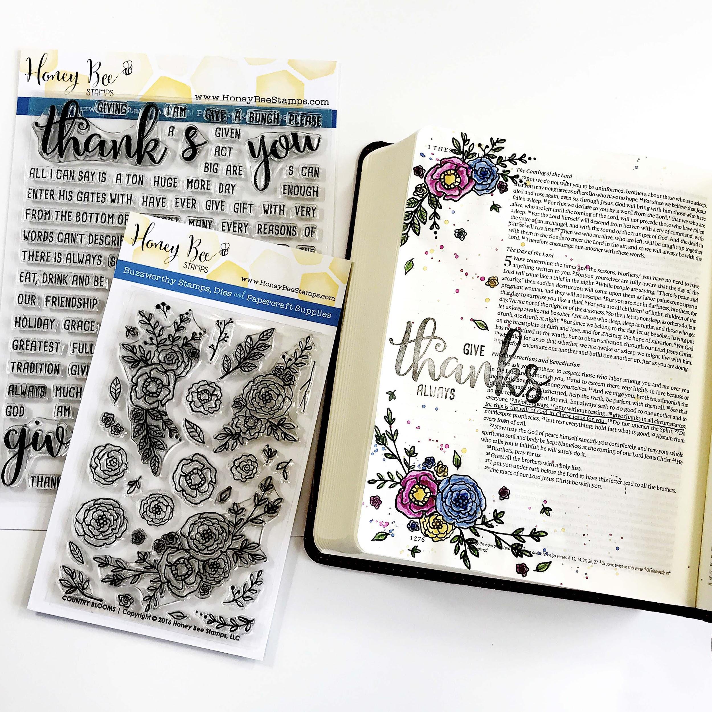 Bible Journaling Guest: Lindsey Lanning