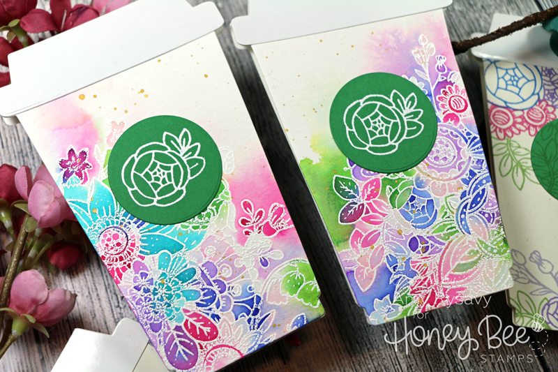 Watercolor Coffee Cup Cards with Amy Rysavy