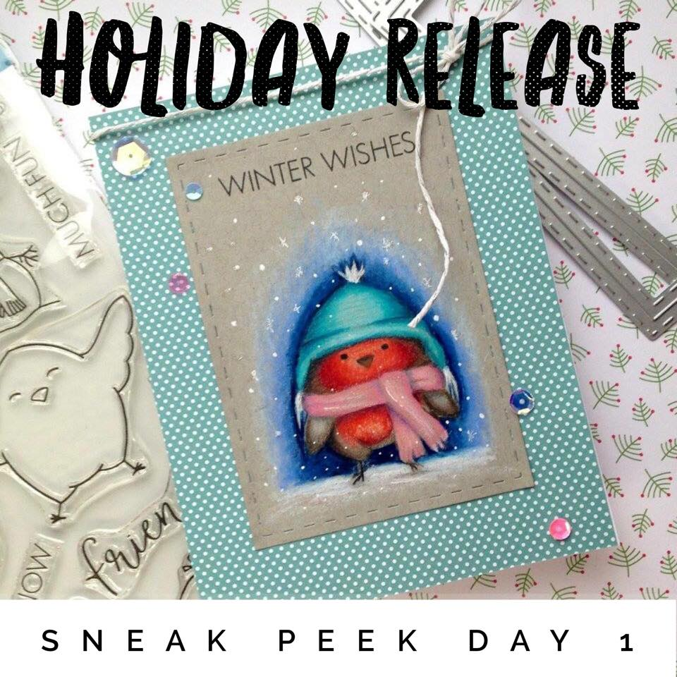 Holiday Release: Sneak Peeks Day 1