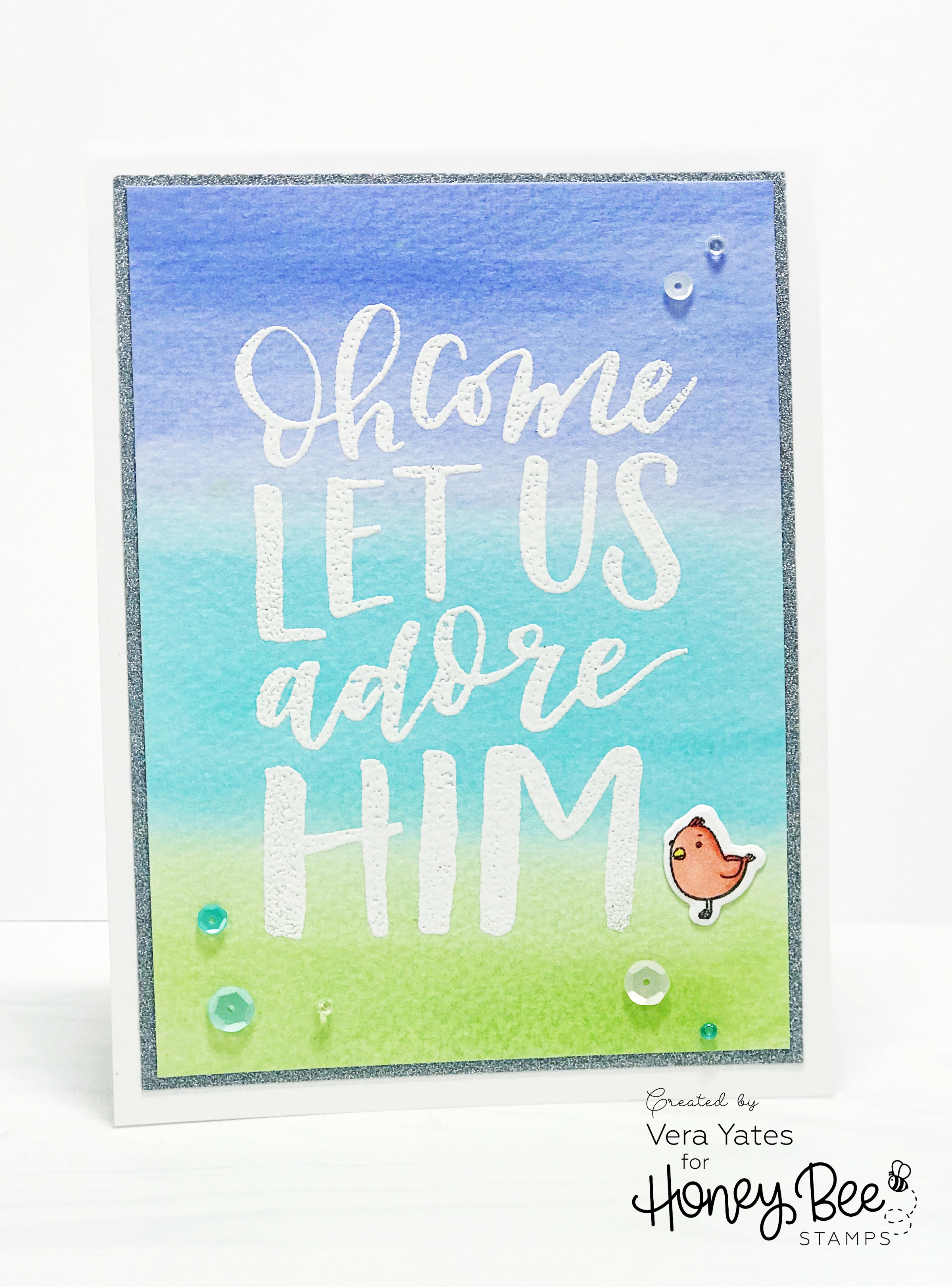 Oh Let Us Come Adore Him