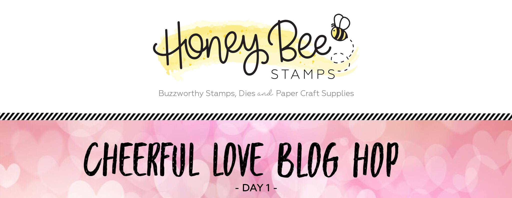 Cheerful Love Blog Hop Day One