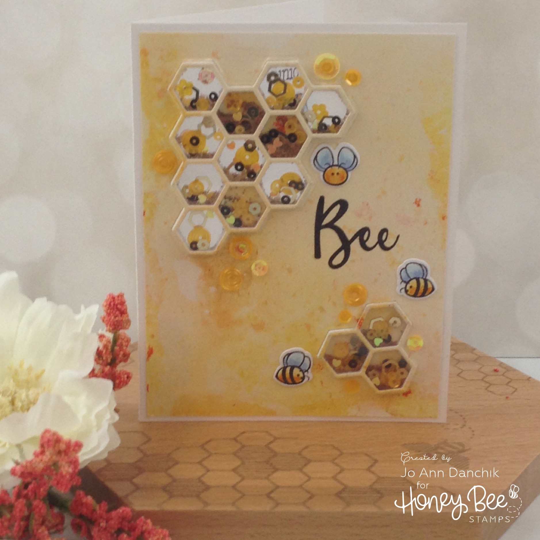 Creative Sundays With Jo Ann: Bee Unique