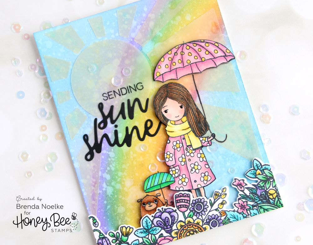 Sending Sunshine & Rainbows