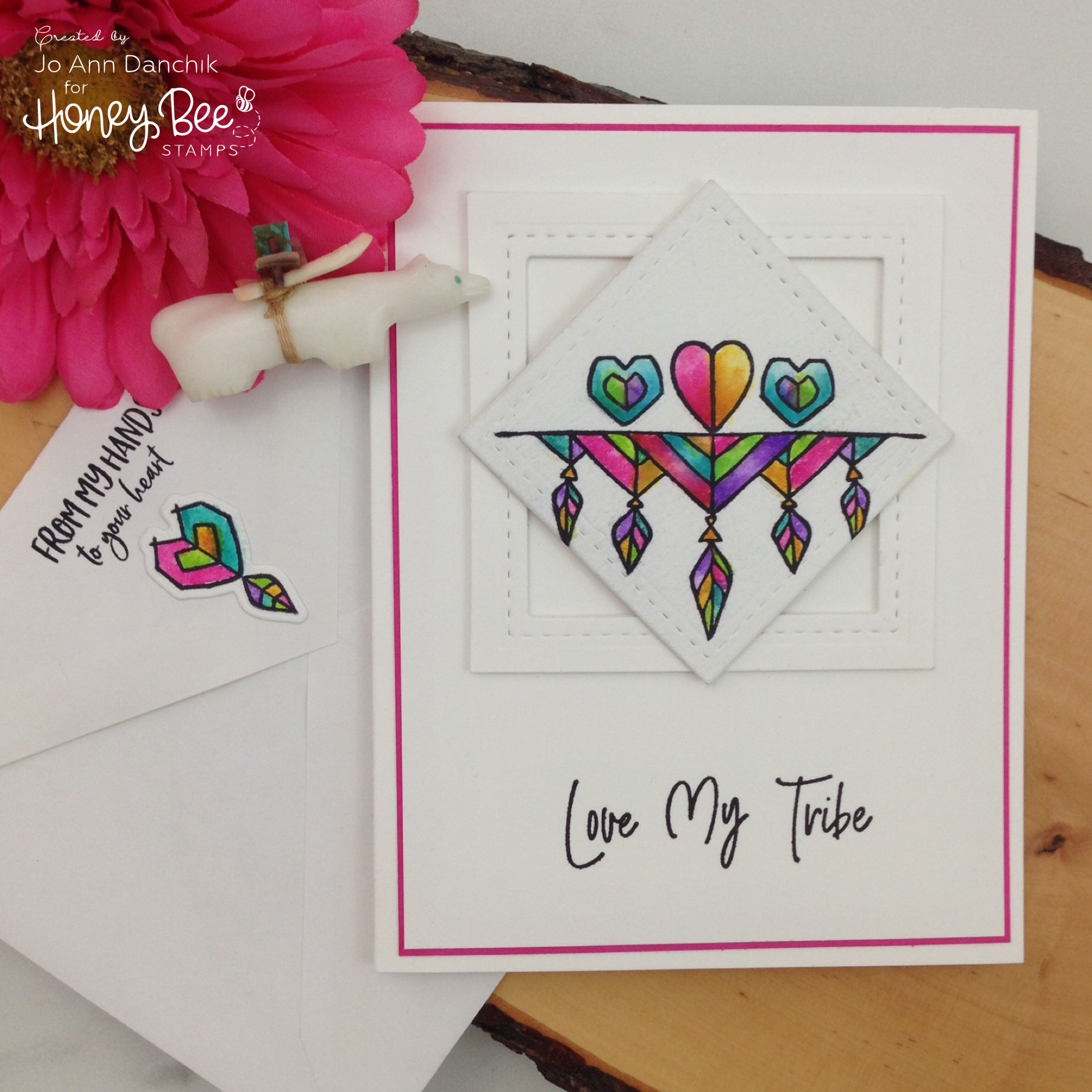 Creative Sundays With Jo Ann: Love My Tribe