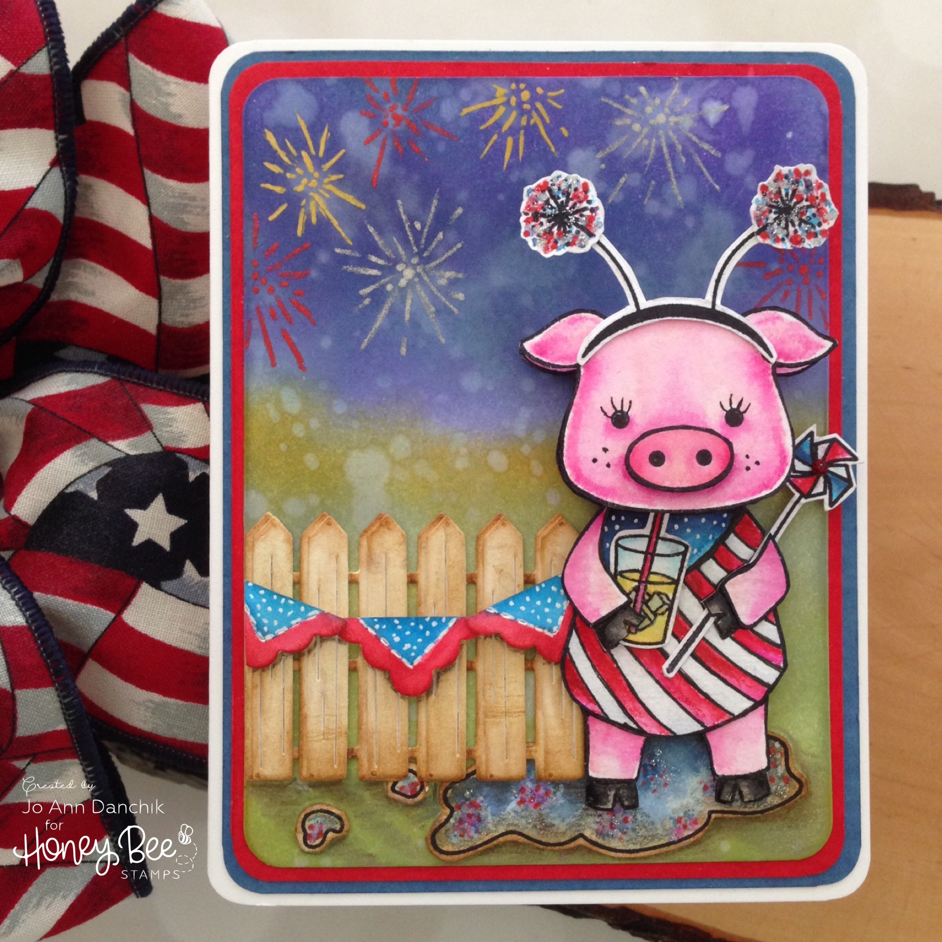 Creative Sundays With Jo Ann: Happy 4th of July