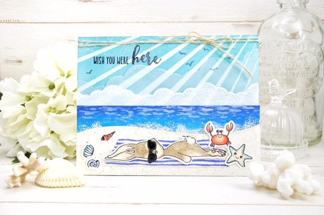 July Guest Designer: Keiko Ichikawa