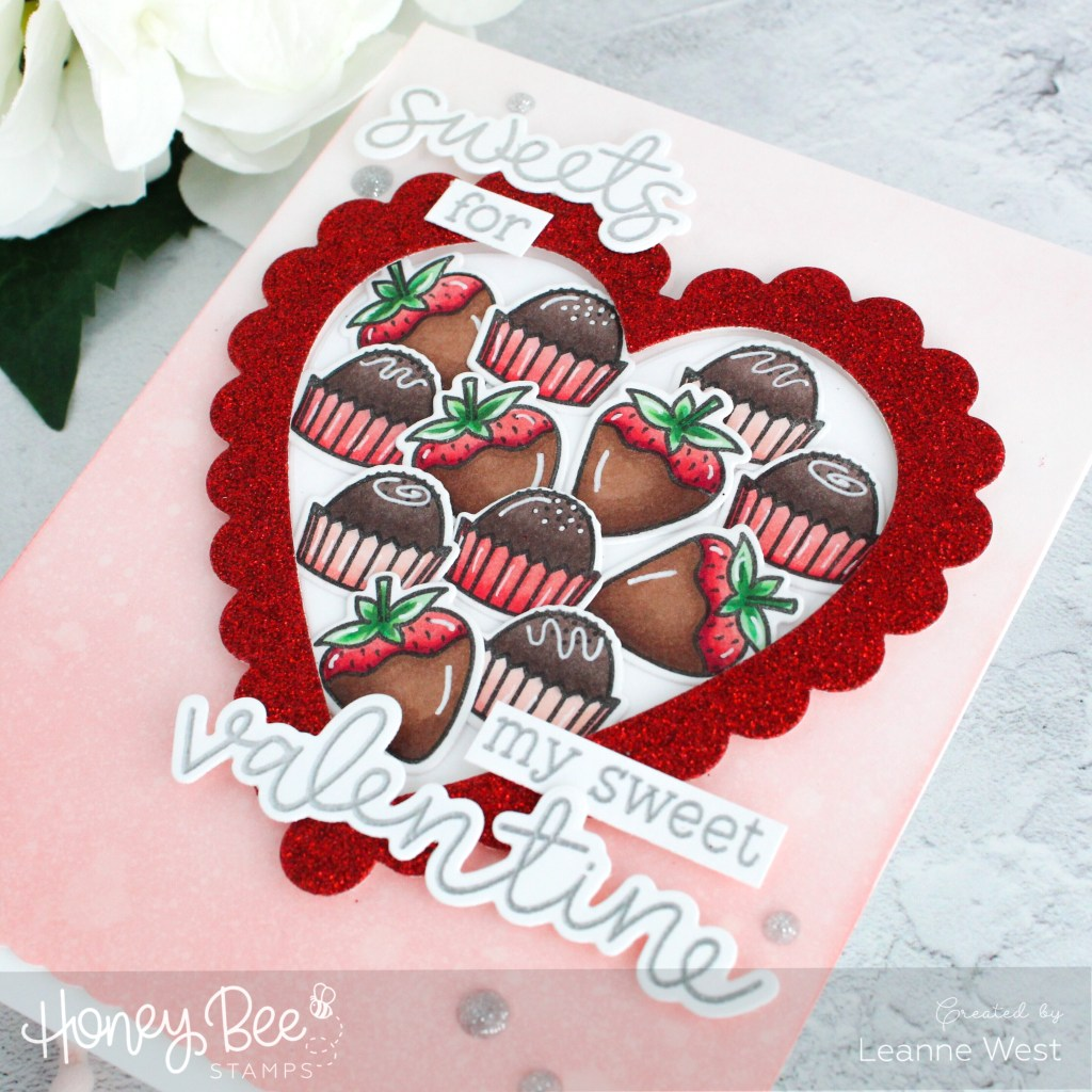 Sweets For My Sweet Valentine – Honey Bee Stamps