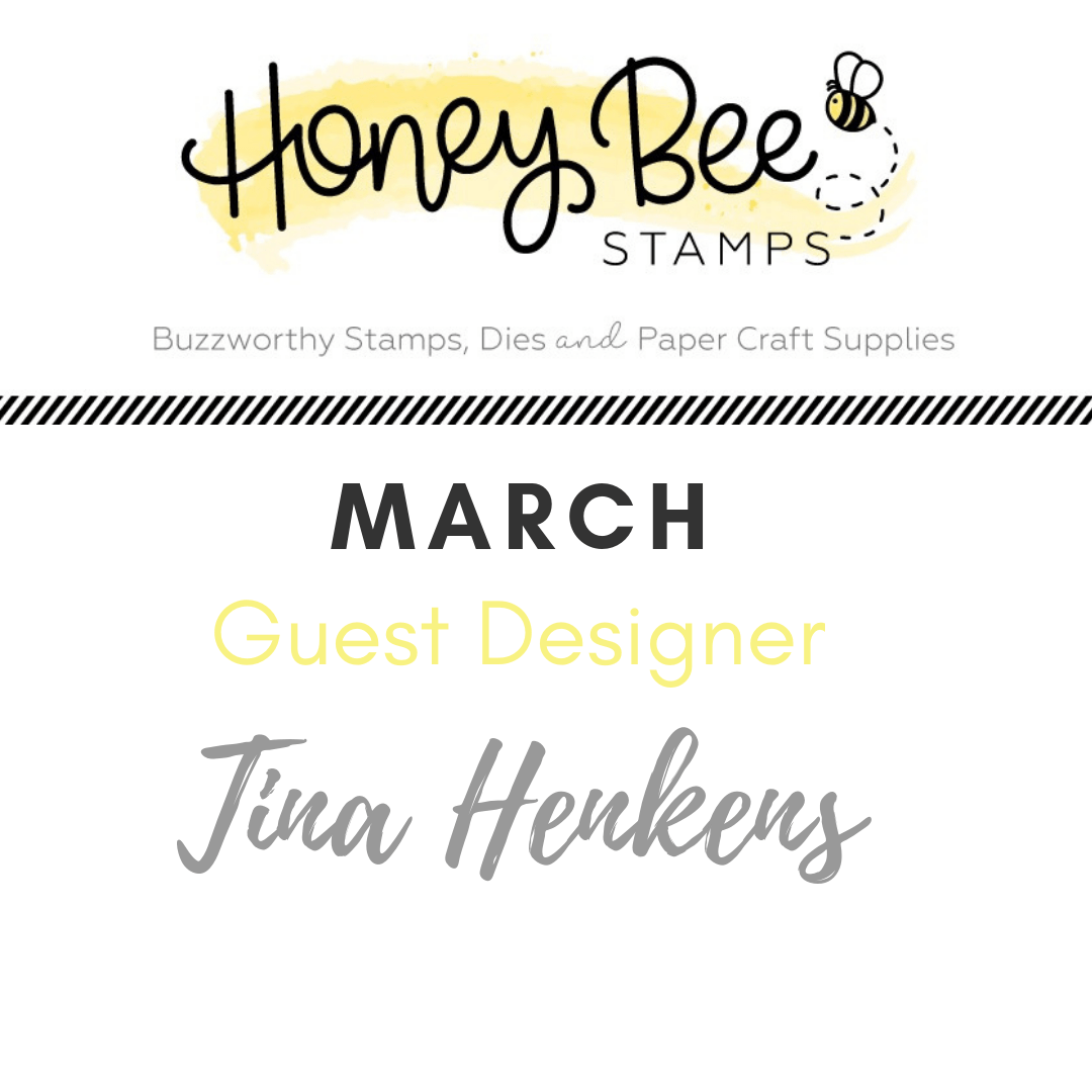 March Guest Designer: Tina Henkens