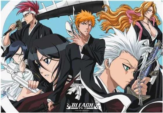 Image result for Bleach anime