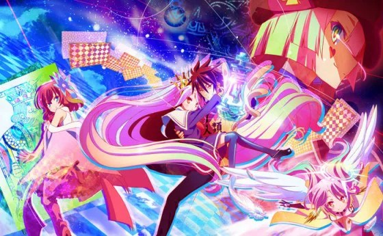 6_no game no life Wallpaper