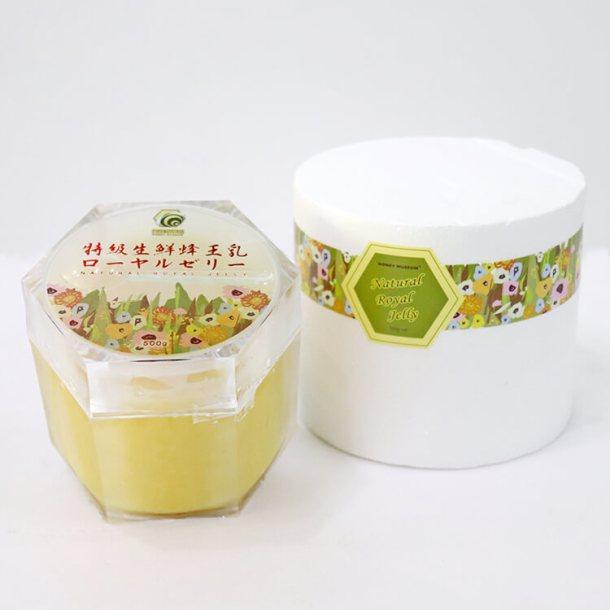 蜂王乳需要低溫保存