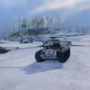 【T26_E4】北極圏/謎の鉄板、スパパシの耐久力【WoT】