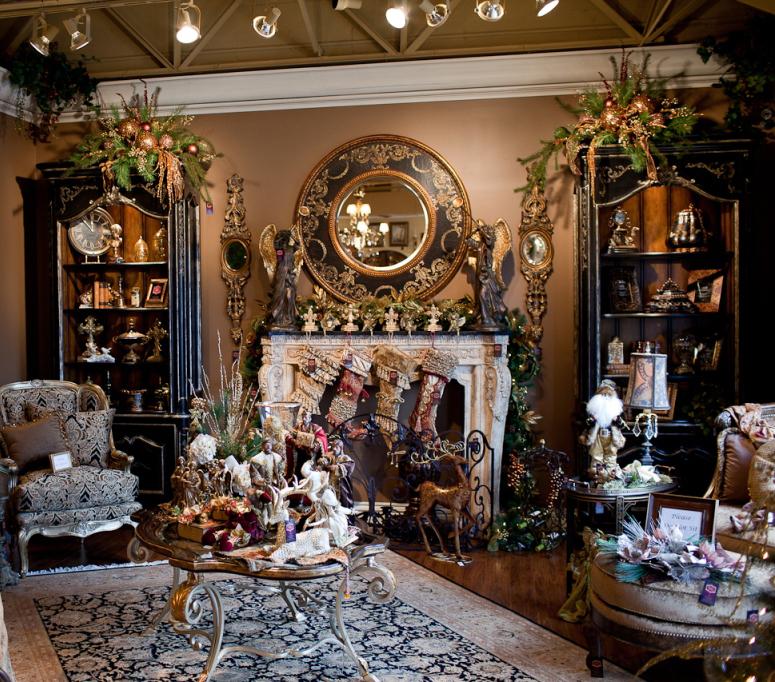 Showroom Dresses Furniture For Christmas Hooker
