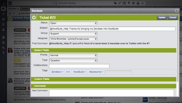 Social Media Tools for Social Media Managers - Zendesk