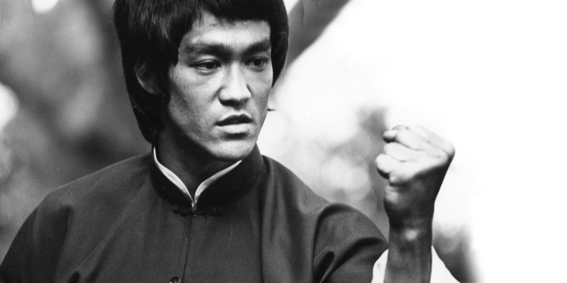 Bruce Lee Hoshin Kanri