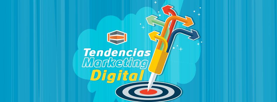 Hacia donde tiende el marketing digital, tendencias, para donde va
