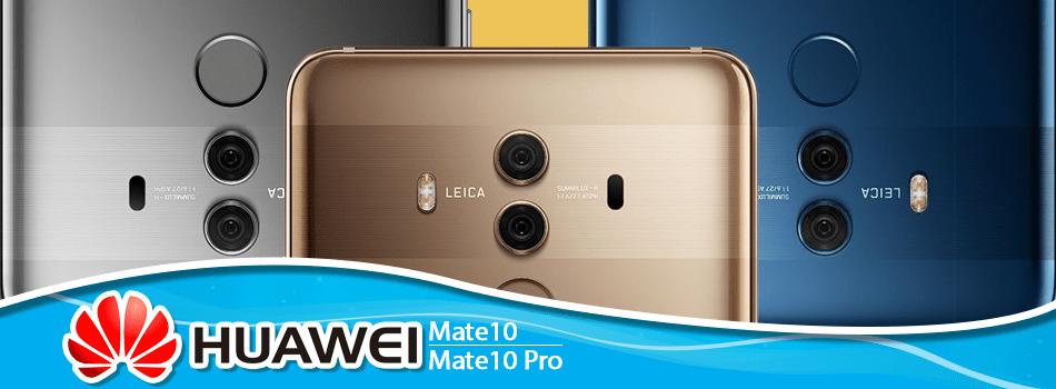 Huawei convierte sus dispositivos Mate 10 y Mate 10 Pro en una PC