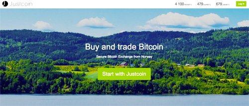Justcoin Negocia el Bitcoin en esta web