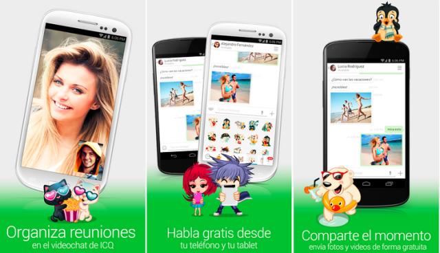 ICQ para android gratis