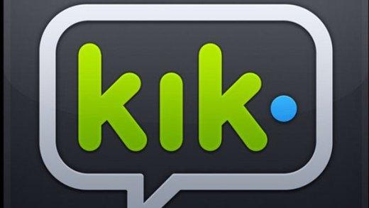 aplicacion kik messenger