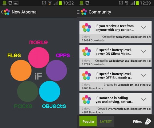 atooma android