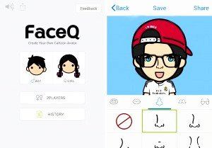 faceq para android