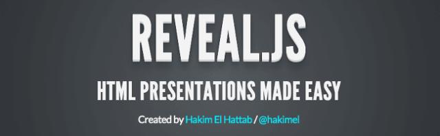 presentaciones en html con revealjs