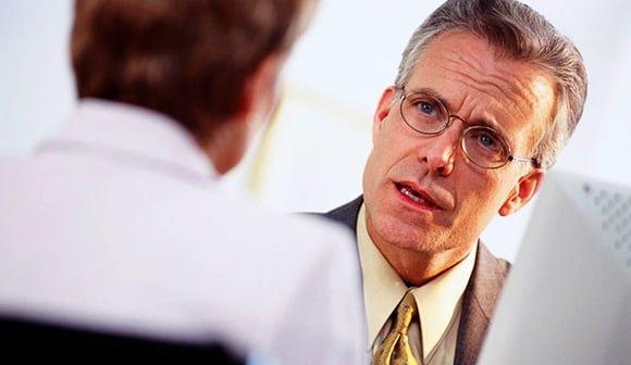 reunion con el cliente freelance