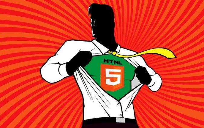 uso de html5 en desarrollo