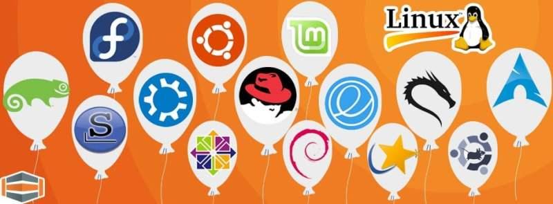 Versiones-Linux-HostDime