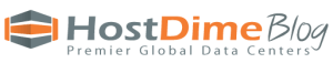 HostDime Blog - Logo