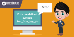 Typo3 database error, Hostripples Web Hosting