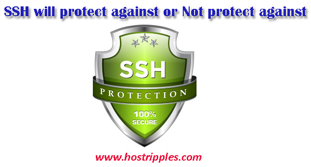 Simple way to protect SSH against or not protect against, Hostripples Web Hosting