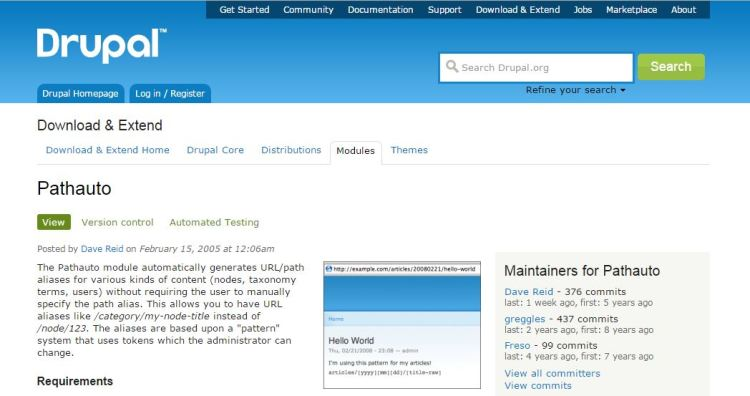 SEO, Tips For Drupal SEO Modules, Hostripples Web Hosting