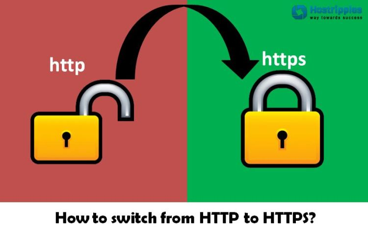 HTTPS, How to switch from HTTP to HTTPS?, Hostripples Web Hosting